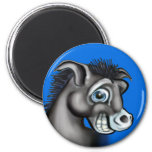 Democratic Donkey Fridge Magnets