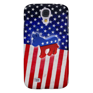 Democratic Donkey Galaxy S4 Covers