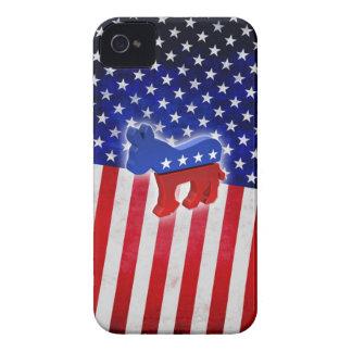 Democratic Donkey iPhone 4 Case