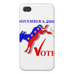 Democratic Donkey Iphone Case Cases For iPhone 4