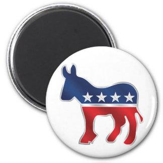 Democratic Donkey Magnet