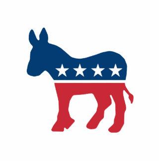 Democratic Donkey Photo Cutout