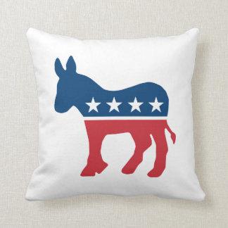 Democratic Donkey Pillow