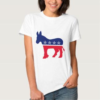 Democratic Donkey T Shirt