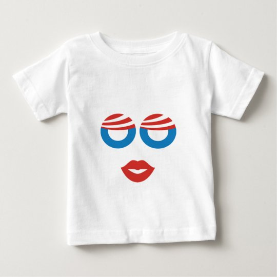 Democratic Girl Baby T-Shirt