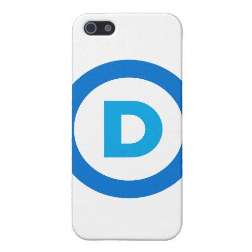 Democratic iPhone 5 Fundas