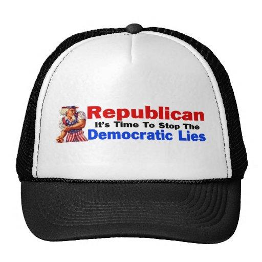 Democratic Lies Hat