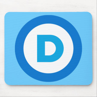 Democratic Mouse Pad