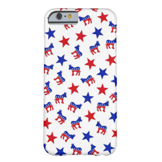 Democratic Party Collage Barely There iPhone 6 Case