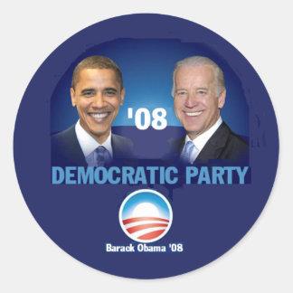 Democratic Party Sticker