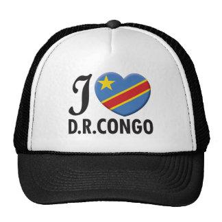 Democratic Republic Congo Hats