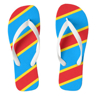 Democratic Republic of Congo Flip Flops