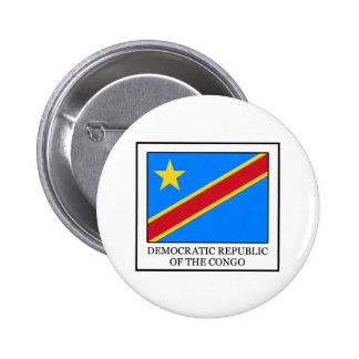 Democratic Republic of the Congo Button