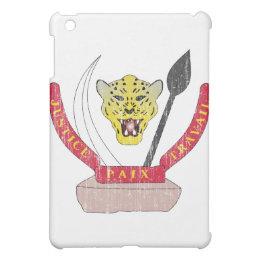 Democratic Republic Of The Congo Coat Of Arms Cover For The iPad Mini