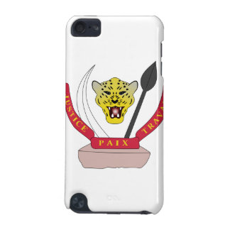 Democratic Republic Of The Congo Coat Of Arms iPod Touch 5G Cover