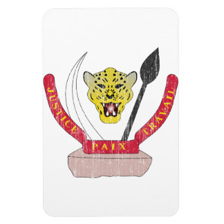 Democratic Republic Of The Congo Coat Of Arms Magnets