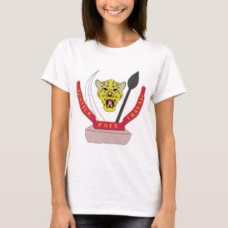 Democratic Republic Of The Congo Coat Of Arms T-Shirt
