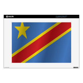 Democratic Republic of the Congo Decal For Laptop