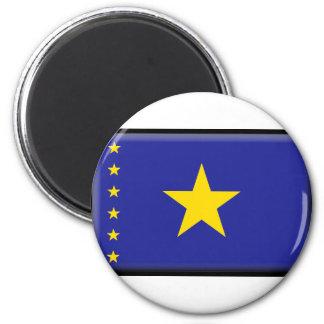 Democratic Republic of the Congo Flag Magnet