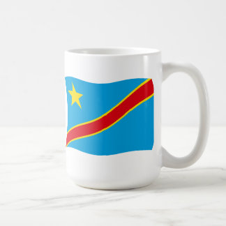 Democratic Republic of the Congo Flag Mug