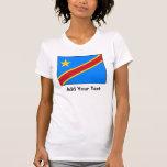Democratic Republic of the Congo Flag Shirts