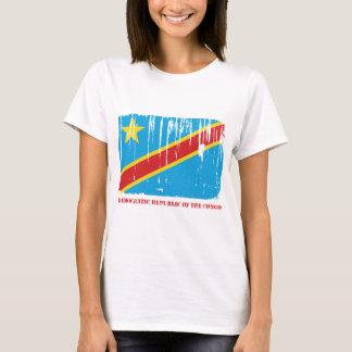 Democratic Republic of the Congo Flag T-Shirt