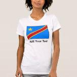 Democratic Republic of the Congo Flag Tanktops