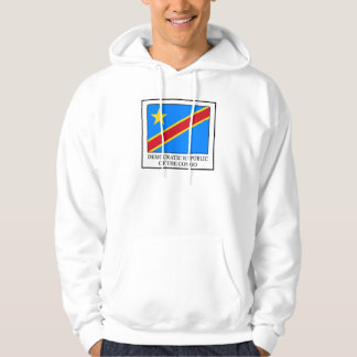 Democratic Republic of the Congo Hoodie