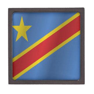 Democratic Republic of the Congo Jewelry Box