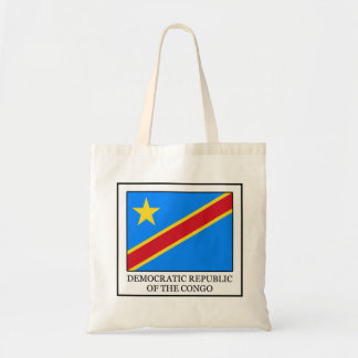 Democratic Republic of the Congo Tote Bag