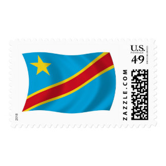 Democratic Republic of the Flag Stamps
