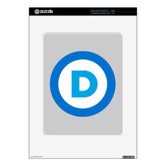 Democratic Skin For The iPad