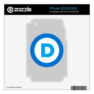 Democratic Skins For The iPhone 3