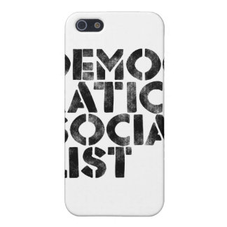 Democratic Socialist iPhone SE/5/5s Case