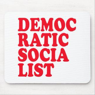 Democratic Socialist Mouse Pad