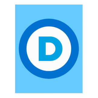 Democratic Tarjetas Postales