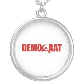 Democrats are Communist Custom Jewelry