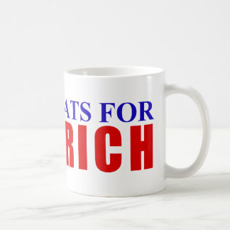 Democrats For Gingrich Coffee Mug