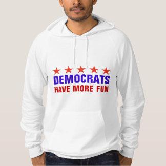 Democrats Have More Fun American Apparel Hoodie