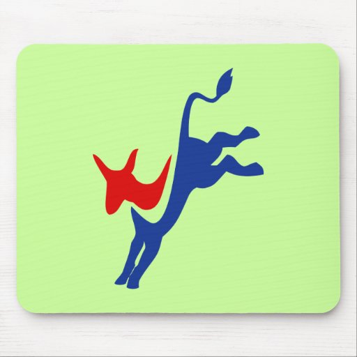 Democrats Logo Mousepads