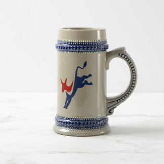Democrats Logo Coffee Mugs