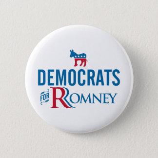 Democrats Pinback Button