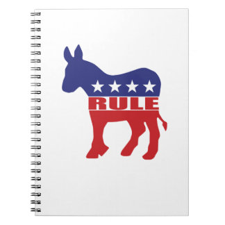 Democrats Rule Notebook