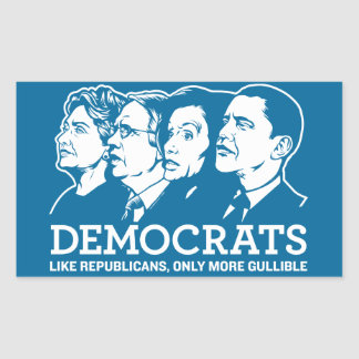 Democrats Sticker
