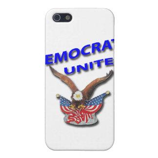 Democrats Unite blue iPhone SE/5/5s Cover