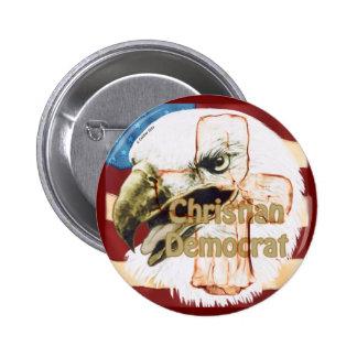 Democristiano cristiano pin