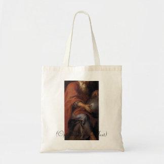 Democritus Budget Tote Bag