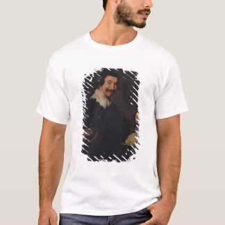 Democritus, or The Man with a Globe T-Shirt