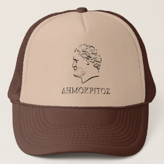 Democritus Trucker Hat