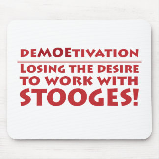 Demoetivation Mouse Pad